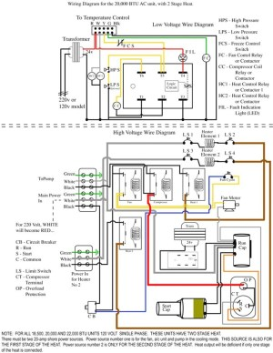 Payne Package Unit Wiring Diagram Collection