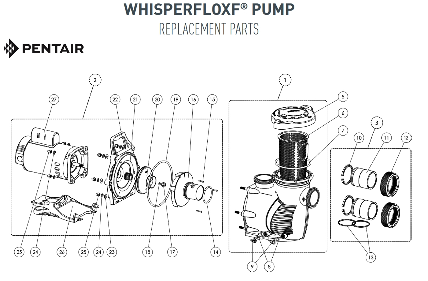 Pool Pump Schematic