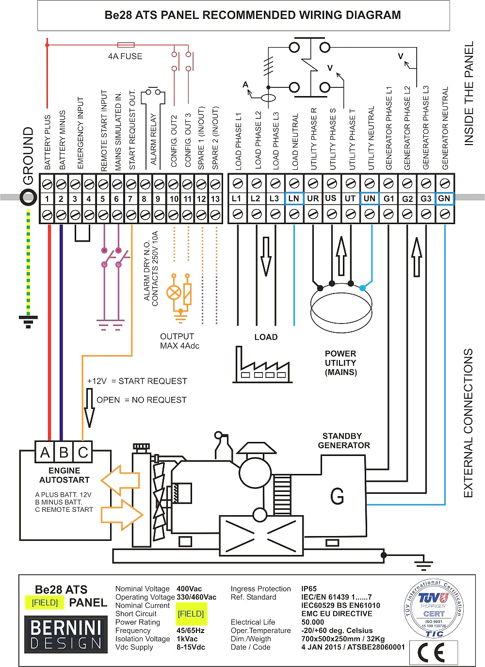 Diagram Transfer House Switch Whole
