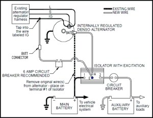 Sure Power Battery isolator Wiring Diagram Collection