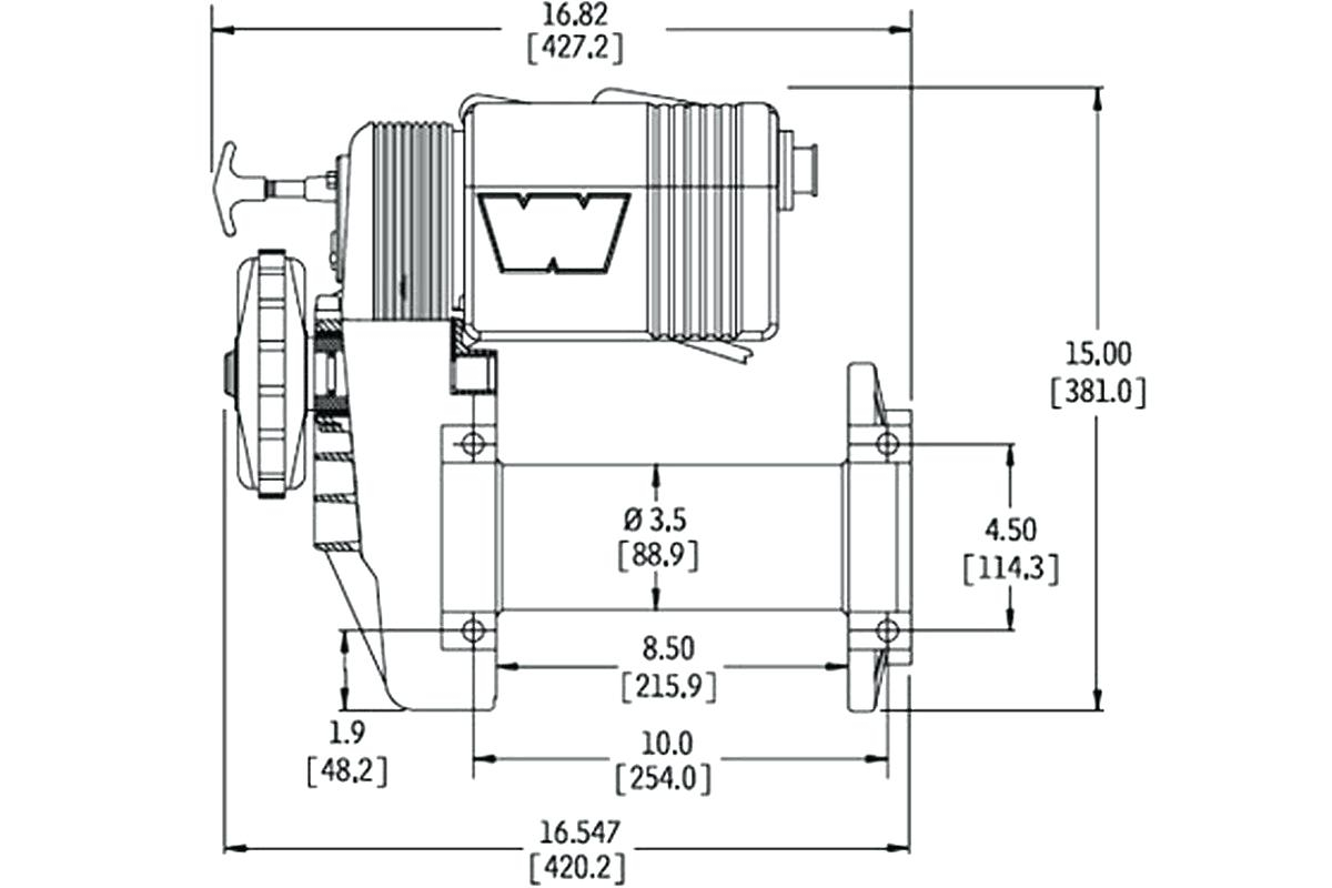 Warn Winch Control Switch Wiring Diagram