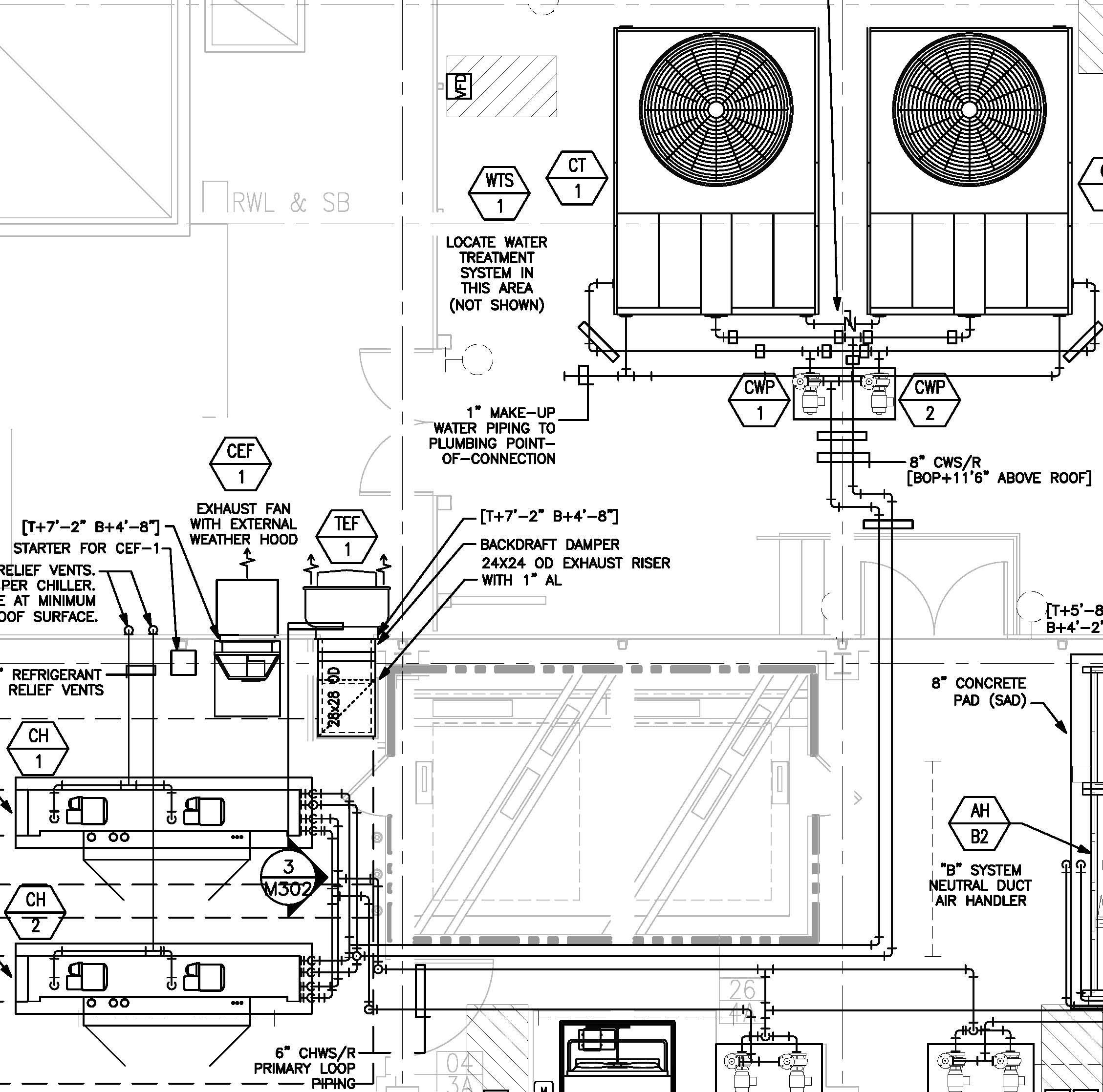 Rooftop Units Hvac Schematic