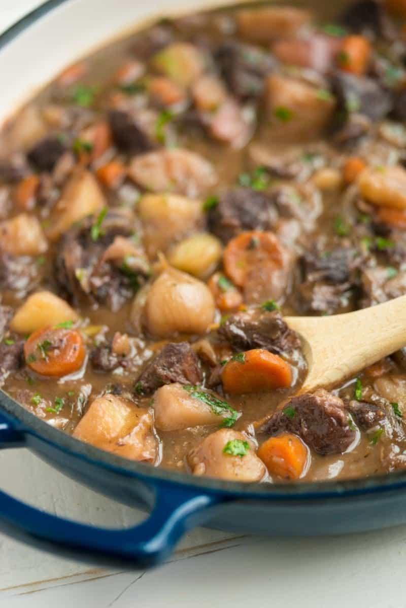 Drunken Beef Stew