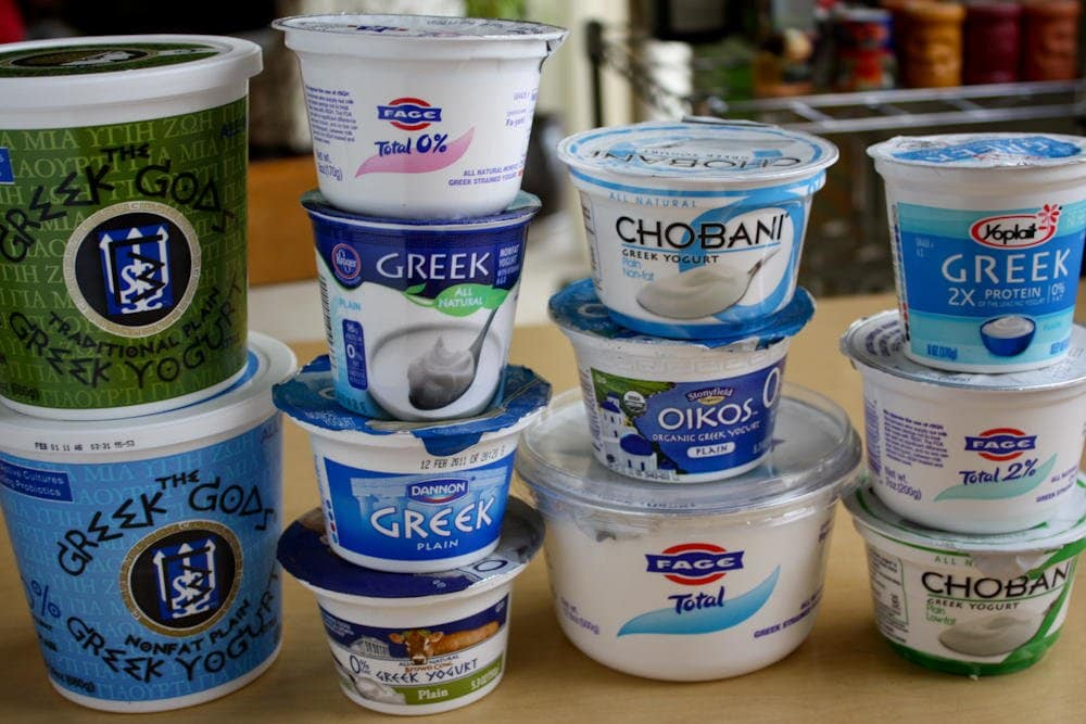 My Big Fat Greek Yogurt Showdown Wholefully
