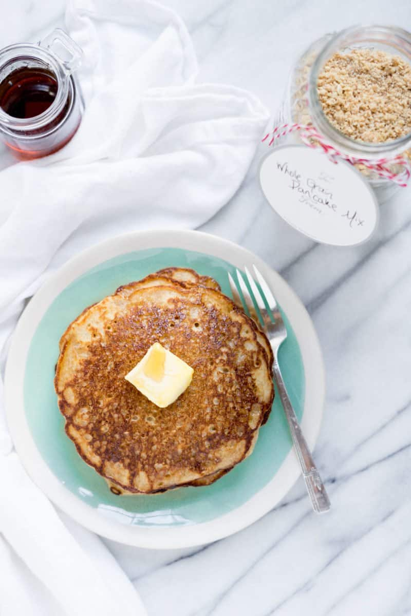 Whole Grain Pancake Mix
