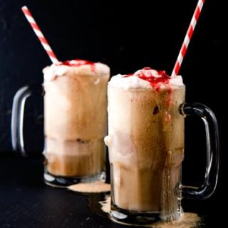 Neapolitan Porter Float