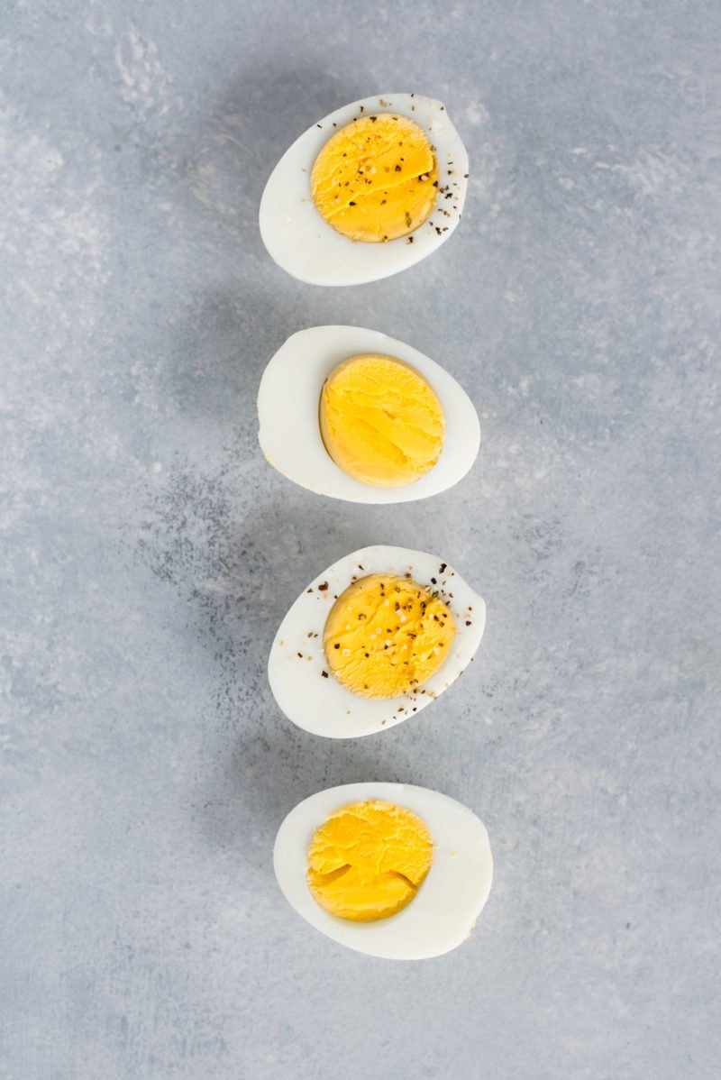 Easy-to-Peel Hard Boiled Eggs - Finished