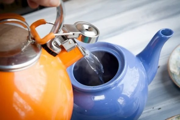 kettle tea pot