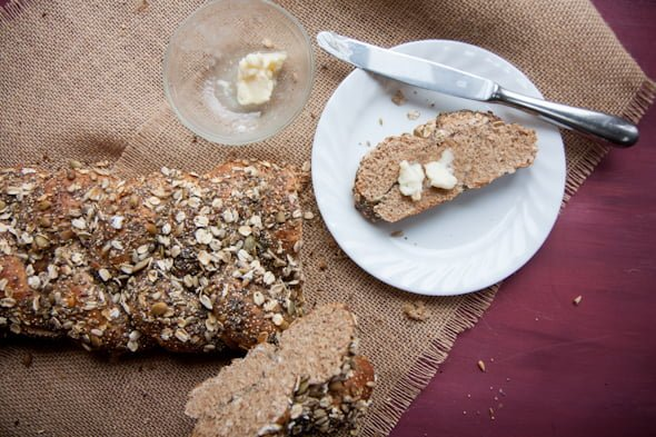 seed bread
