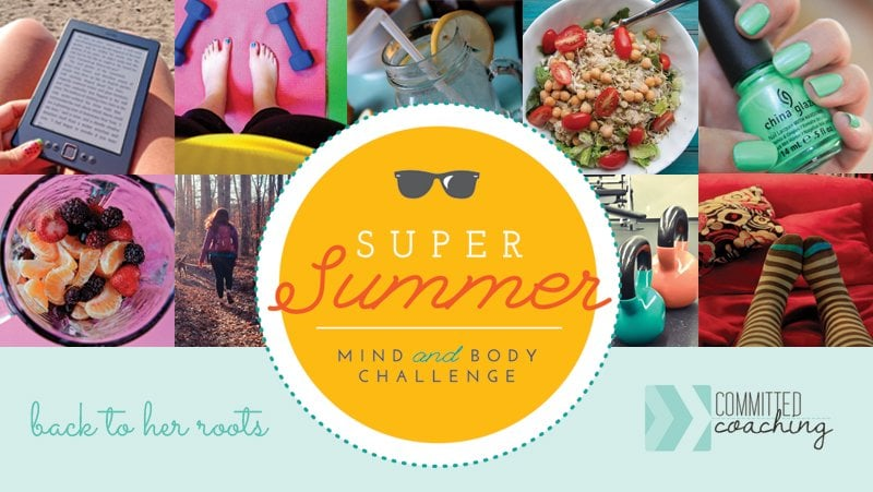 super summer challenge header