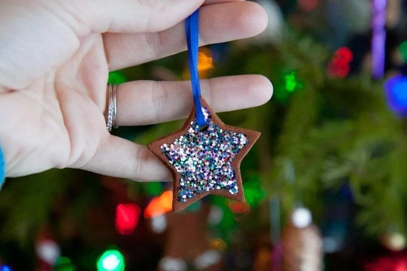 cinnamon ornament