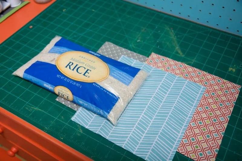 rick pack materials
