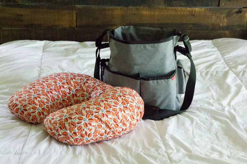 diaper bag boppy