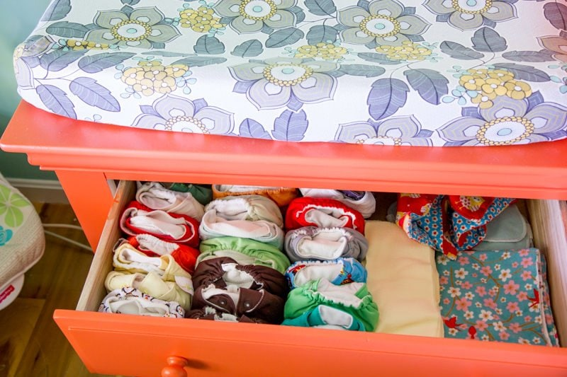 changing table nursery diapers