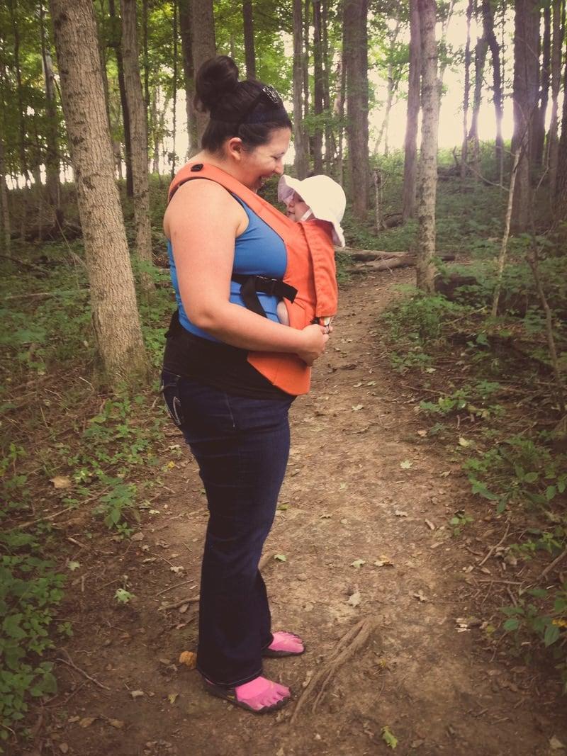 Me and JuneBug Walk