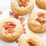 Bourbon Bacon Brown Sugar Cookies