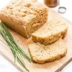 Cheddar Chive Beer Bread