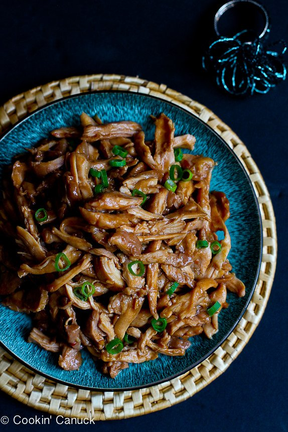 Slow Cooker Hoisin Chicken
