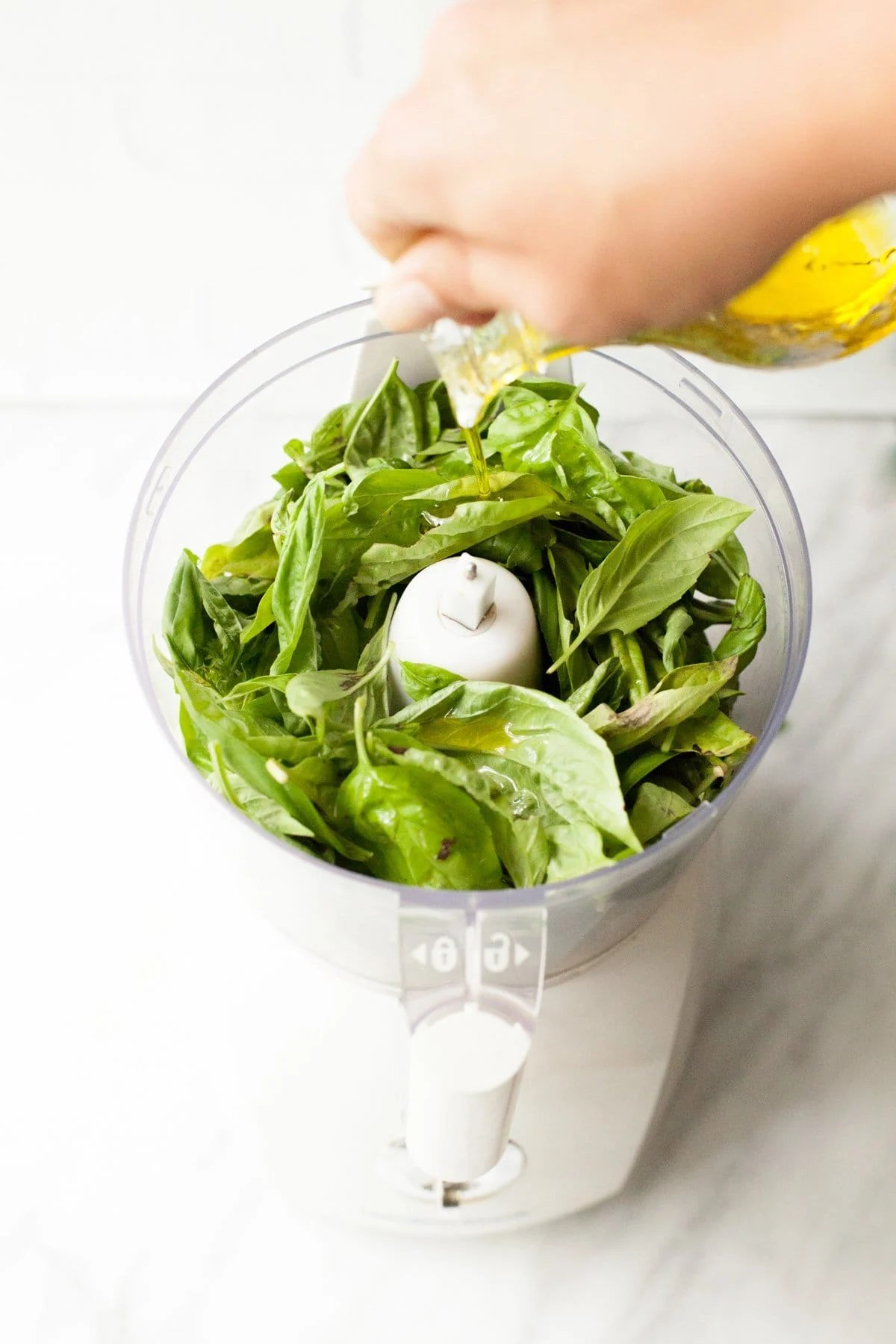 How To Freeze Basil Wholefully