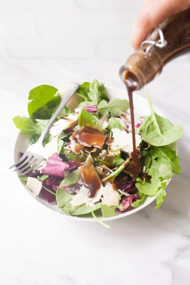8 Healthy Salad Dressing Recipes
