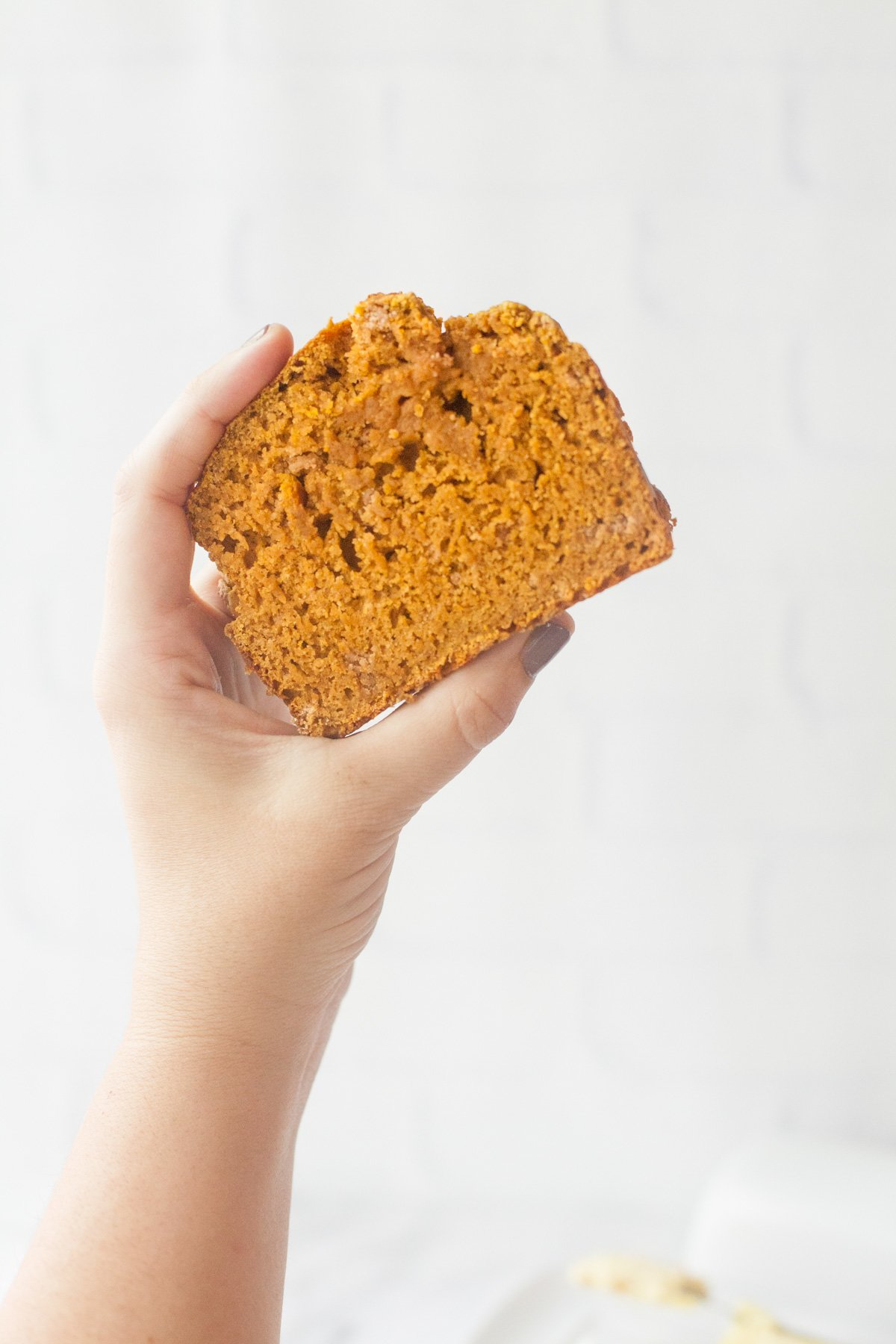 One Bowl Whole Wheat Pumpkin Bread
