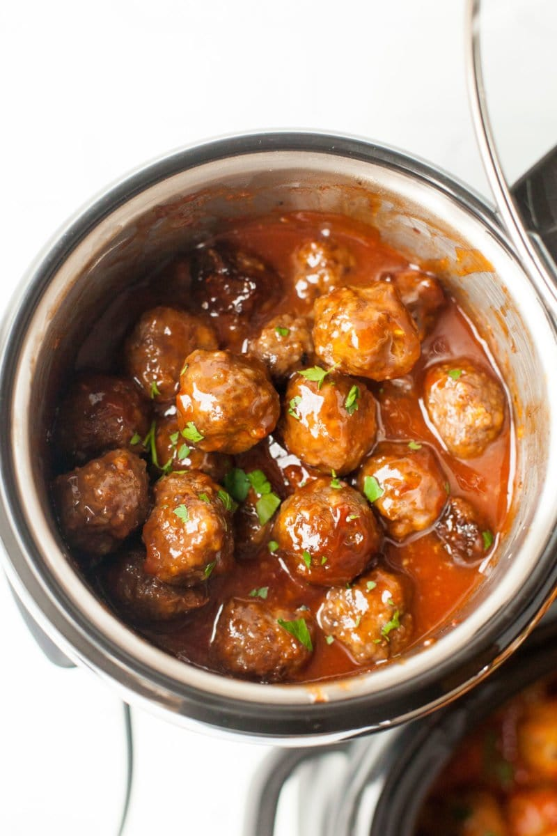 3 Cocktail Meatballs