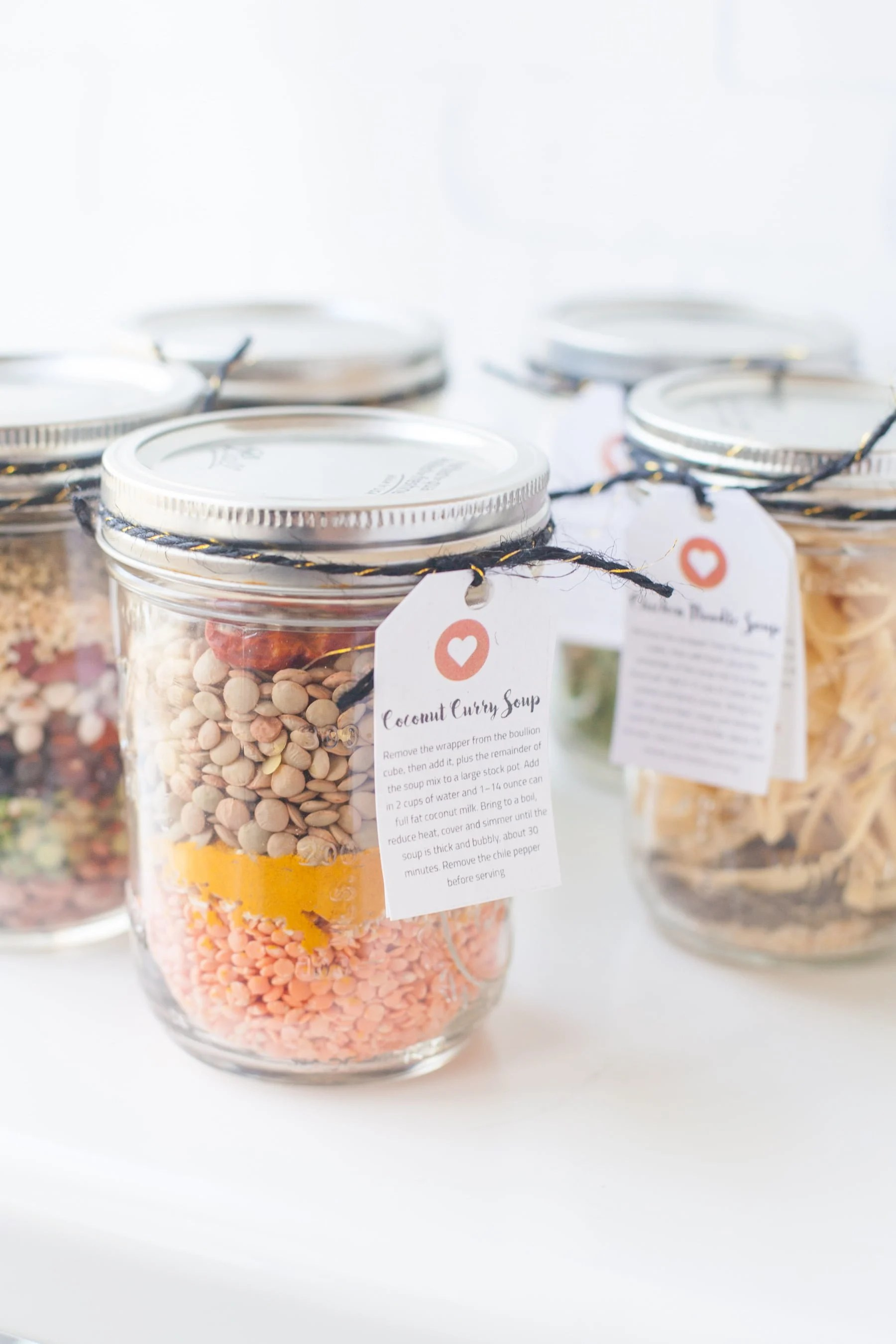 6 Homemade Soup Mixes In A Jar Wholefully