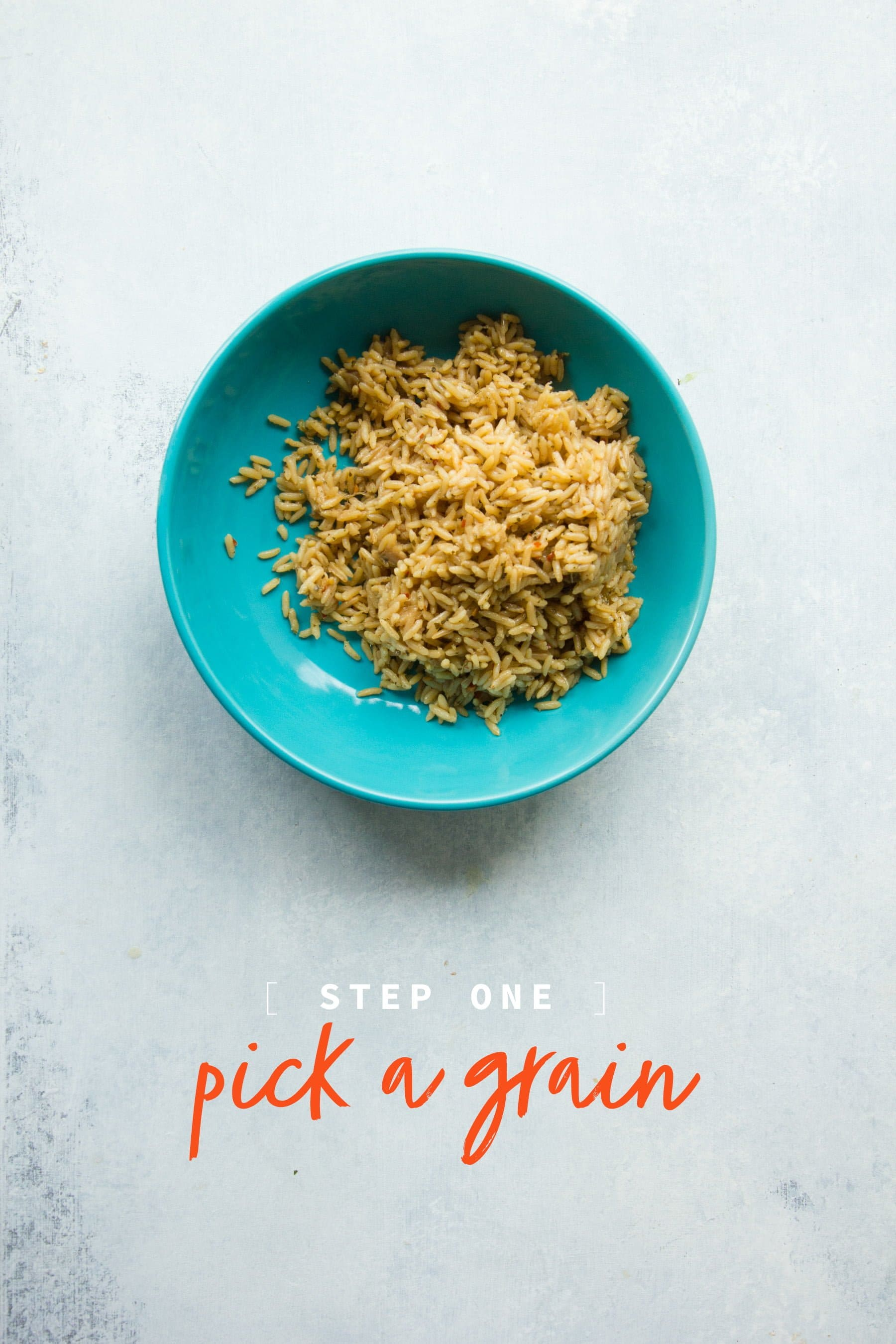 Step One: Pick Your Grains