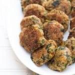 Spinach-Quinoa Patties