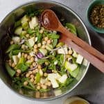 Chickpea and Apple Salad