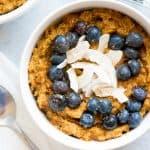 Pumpkin Coconut Breakfast Porridge