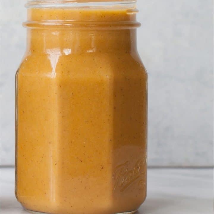 Pumpkin Sage Blender Soup