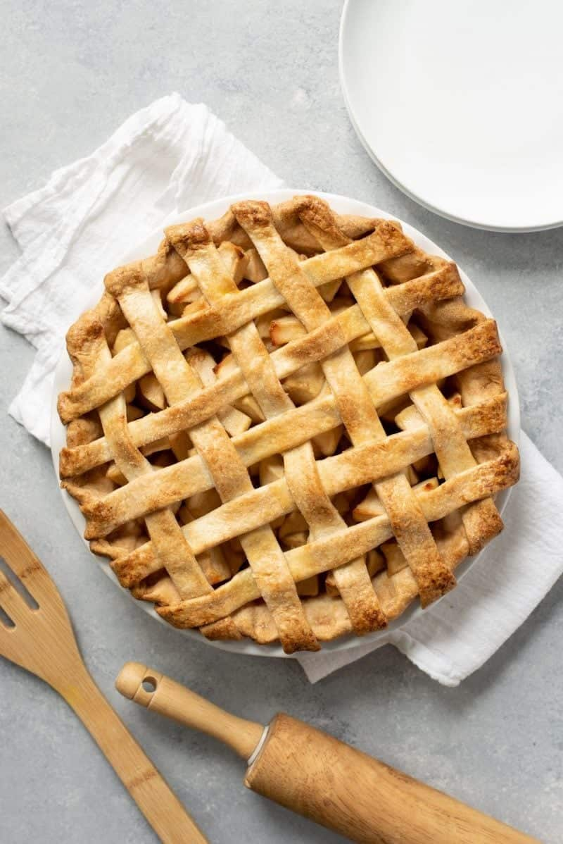 How To Make Perfect Pie Crust Wholefully