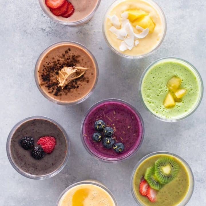 8 Healthy No Banana Smoothies