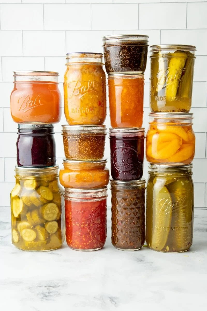 Canning 101 Learn How To Water Bath Can Easy Canning Recipes