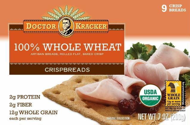 Dr Kracker 100 pct whole wheat