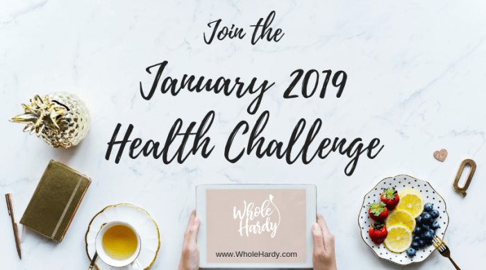 stick to your 2019 health goals new year resolutions January health challenge integrative health coach
