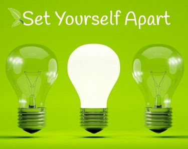 Set Yourself Apart 2