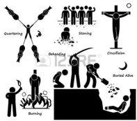 33425754-execution-death-penalty-capital-punishment-ancient-methods-stick-figure-pictogram-icons