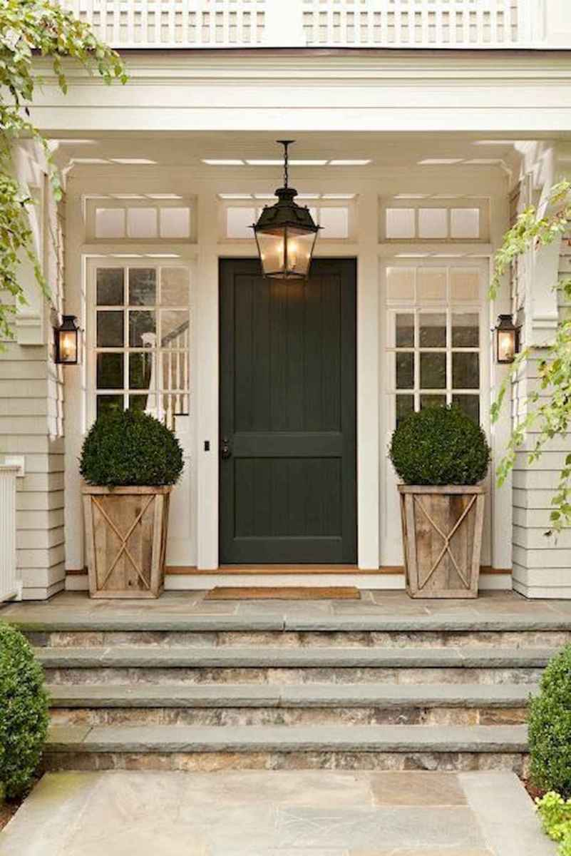 06 rustic farmhouse front porch decorating ideas