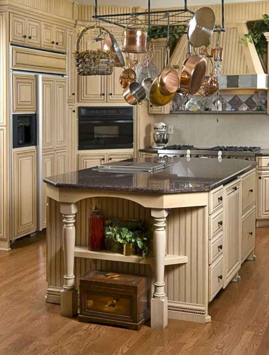 16 beautiful french country kitchen design and decor ideas
