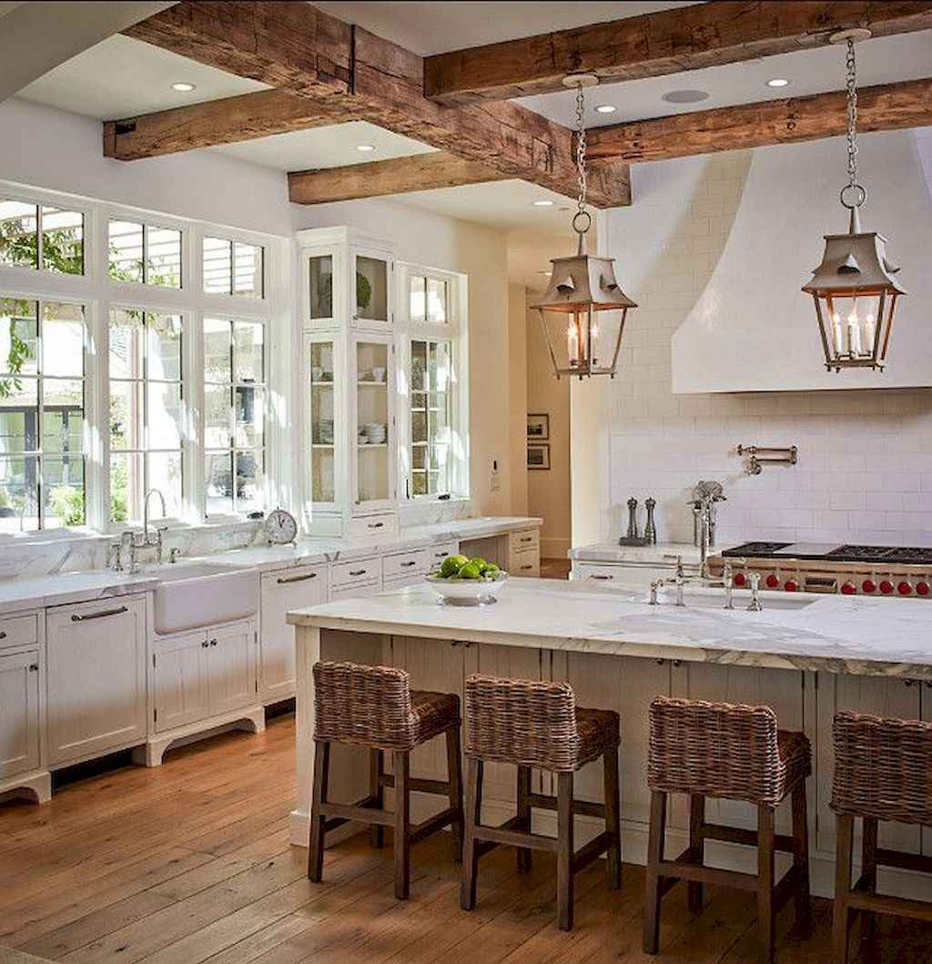 23 beautiful french country kitchen design and decor ideas