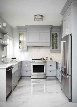 28 stunning white kitchen cabinet makeover ideas