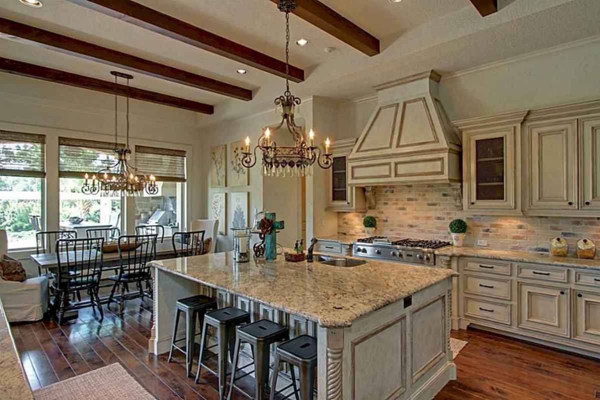 32 beautiful french country kitchen design and decor ideas