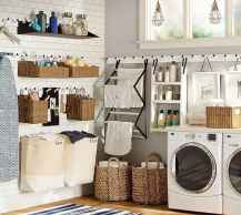 45 cool small laundry room design ideas