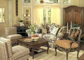 54 fancy french country living room design ideas