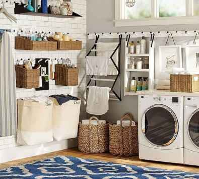 57 cool small laundry room design ideas
