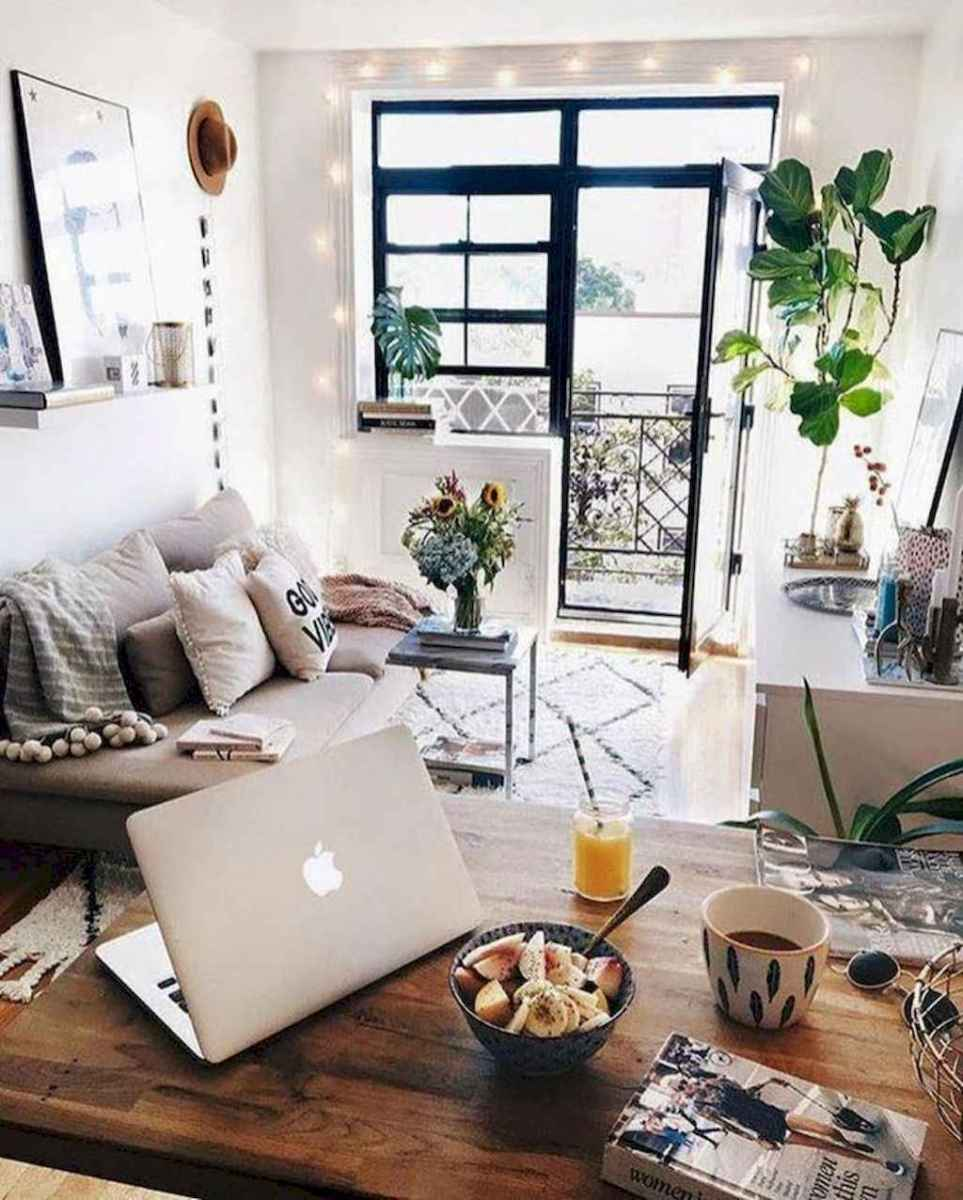 66 small apartment decorating ideas on a budget