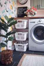 67 cool small laundry room design ideas