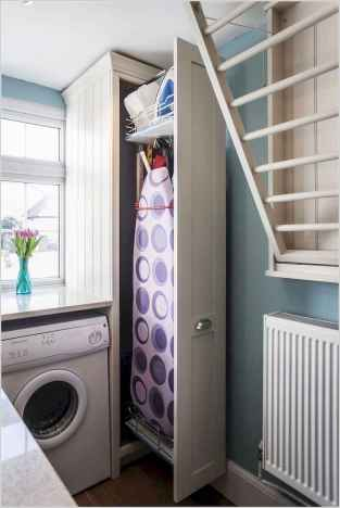 69 cool small laundry room design ideas